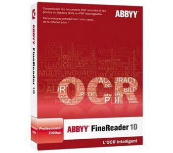 ABBYY FineReader Professional Edition