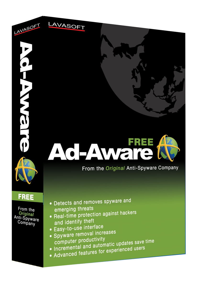 Ad Aware Free Internet Security 9