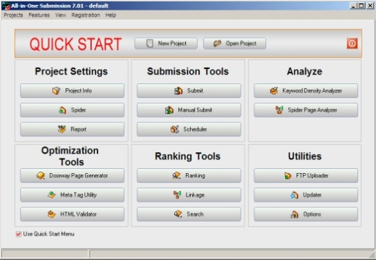 All in One Submission Tool 9.008.8