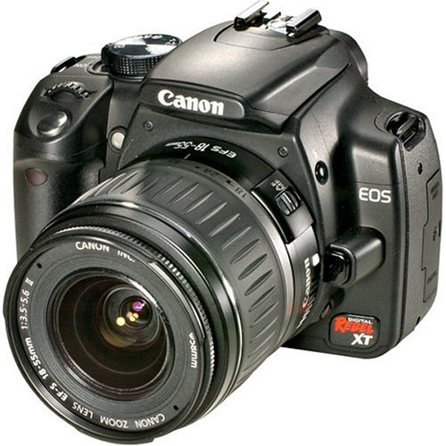 Canon EOS DIGITAL REBEL XT EOS 350D DIGITAL Firmware Update