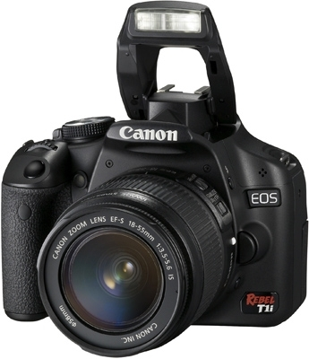 Canon EOS Digital Rebel firmware update 1.1 1