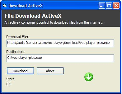 File Download ActiveX