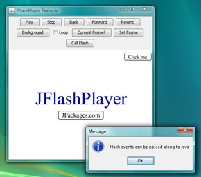 Java Flash Player JFlashPlayer