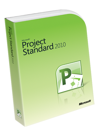 Microsoft Office Project Standard