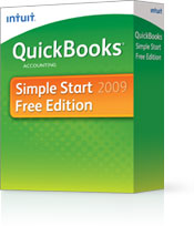 QuickBooks Simple Start Free Edition