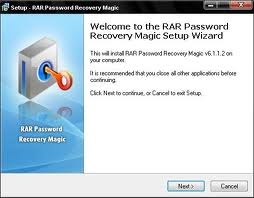 RAR Password Recovery Magic 6.1.1.3.9.3