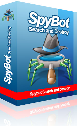 Spybot Search en Destroy