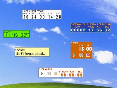 TimeLeft 3.55