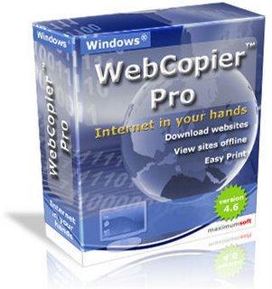 WebCopier 5.4