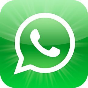 WhatsApp for Blackberry 2013